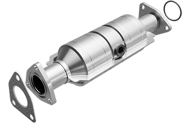 Rush Exhaust Purification – Catalytic Converter