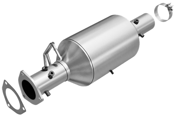 Magna Flow - Emission Reduction Exhaust