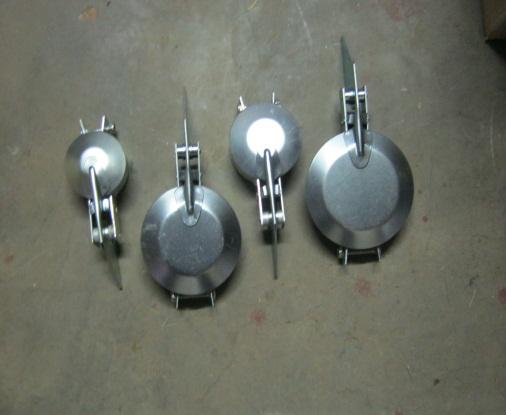 Rush Exhaust Purification - Rain Caps