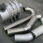 Rush Exhaust Purification - Catalytic Converter and Diesel Particulate Filter 1